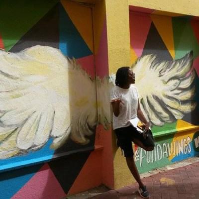 Art Walk Punda with Avantia Damberg Curacao