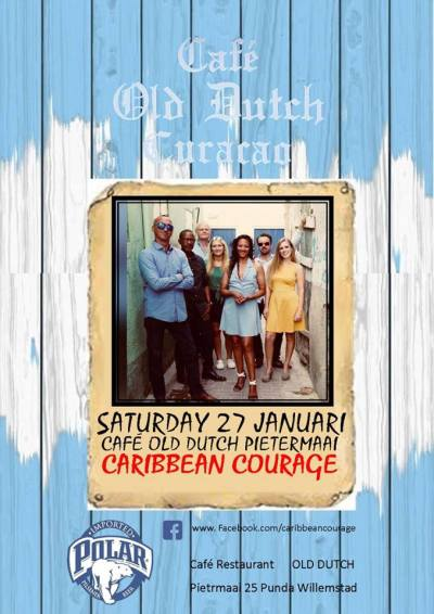 Live at Old Dutch Curacao