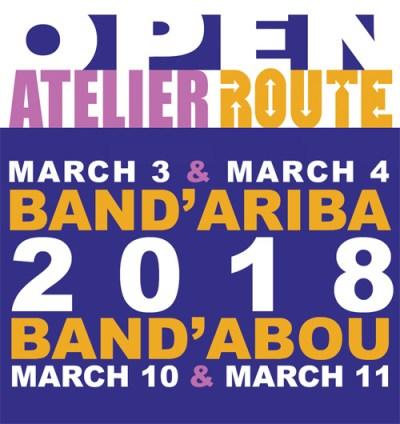 Open Atelier Route 2018 in Curacao
