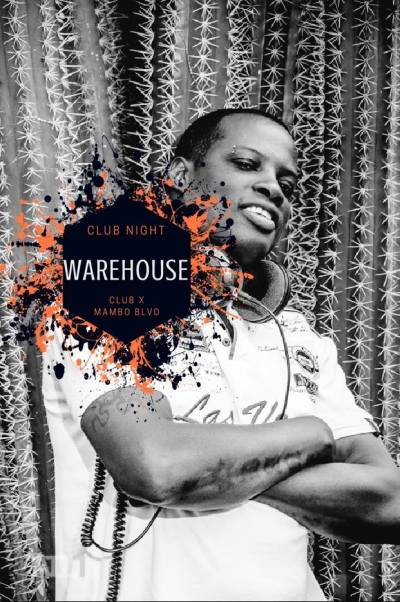 Warehouse Saturday at Club X Mambo Curacao