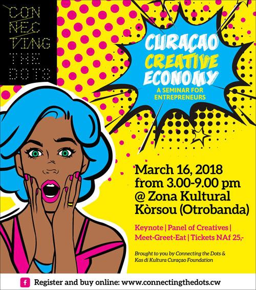 Curacao Creative Economy at Zona Kultural Curacao