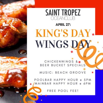 King Day at St Tropez Curacao