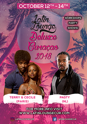 Latin Lounge Deluxe in Curacao