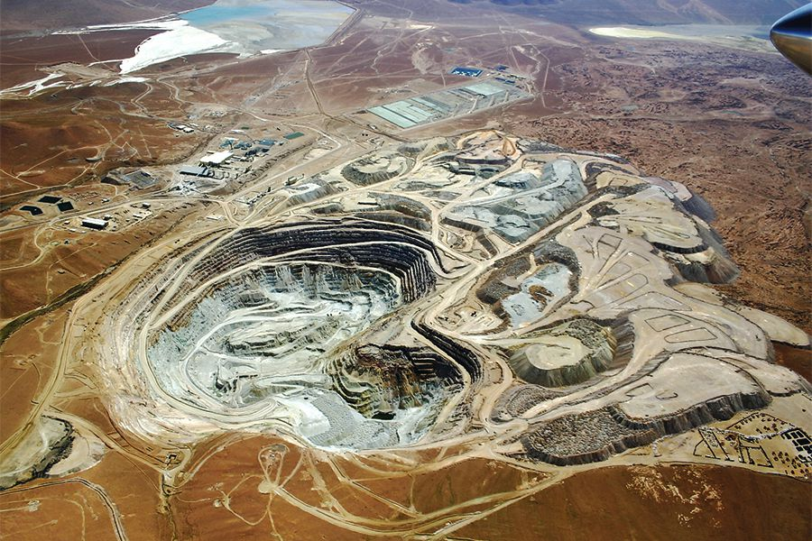 Collahuasi proyectos mineros