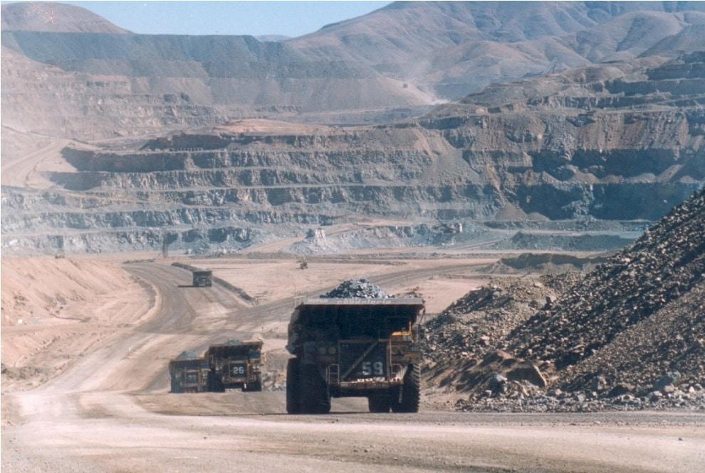 Lundin Mining Candelaria
