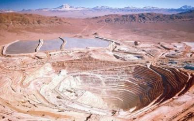 Antofagasta: BHP informa que disminuye un 3% la producción en Escondida y un 33% en Pampa Norte