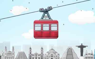 Teleféricos, el nuevo transporte en América Latina
