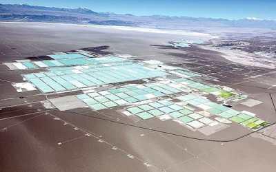 SQM acuerda con LG Energy Solutions suministro de litio hasta 2029