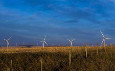 Luz verde ambiental para parque eólico de 306 MW de potencia en la Región de Los Ríos