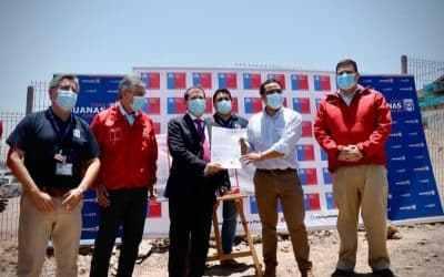 Bienes Nacionales entrega concesión para nuevo edificio de Aduana de Arica