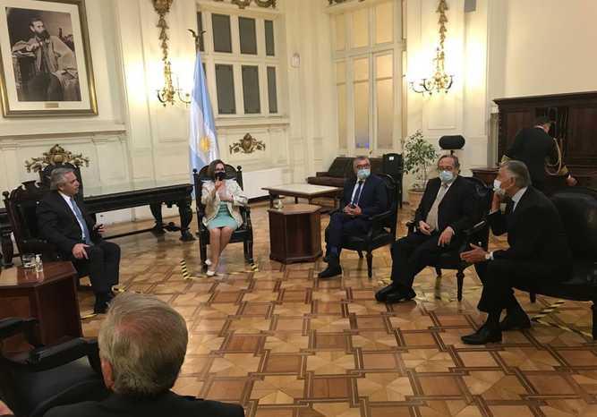 Presidente de Argentina