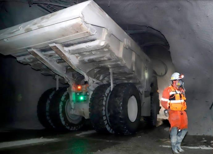 Proyectos Diamante y Andesita de El Teniente inician etapa de inversión por US$ 1.243 millones