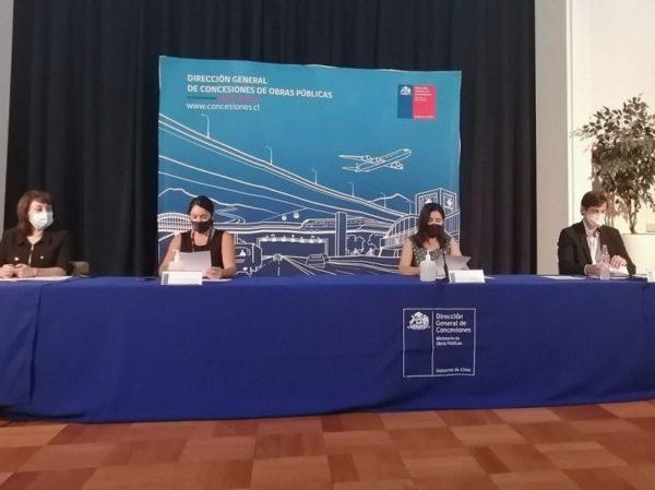 La Serena, Chile: Realizan apertura de la Oferta Económica para la Tercera Concesión del Aeropuerto