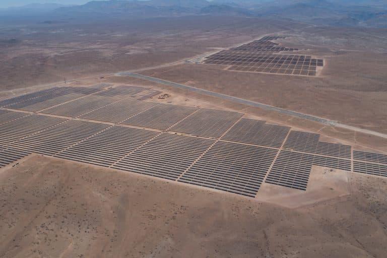 Energía solar: parque Fotovoltaico La Huella realiza conexión a la subestación Don Héctor
