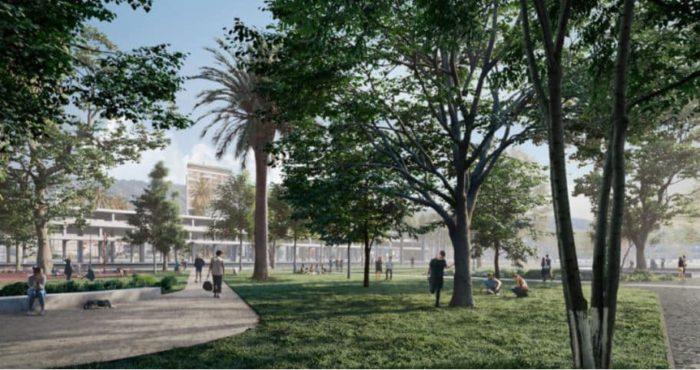 Parque Baron