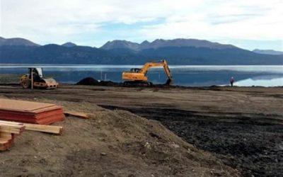 Puerto Williams, extremo sur de Chile: MOP inicia obras del muelle multipropósito