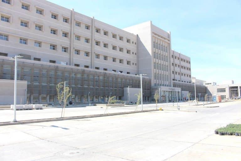 Pese al 99% listo, hospital de Ovalle comenzaría a funcionar en el segundo semestre de este año