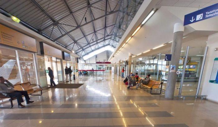 Aeropuerto Punta Arenas