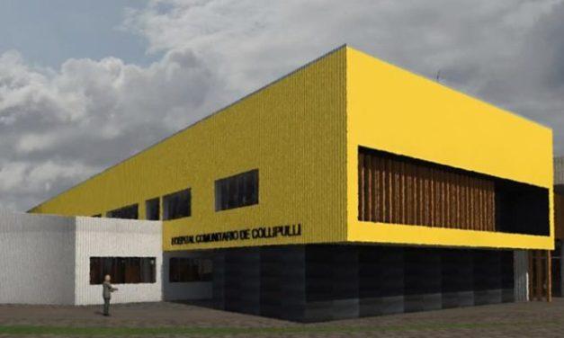 Obras en Hospital de Collipulli alcanzan un 90% de avance