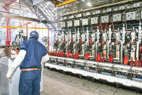 Cristalerías de Chile modernizará planta de Padre Hurtado con inversiones por US$ 70 millones