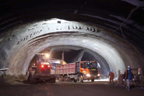 Túnel AVO 1