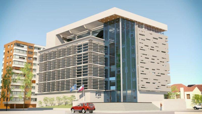 OHL construirá nuevo edificio de la PDI en Viña del Mar