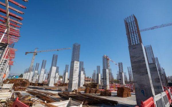 Un 16% de avance registra la edificación del Nuevo Hospital Regional de Ñuble