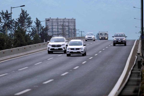 Vespucio Norte iniciará construcción de cuarta pista entre rutas 68 y 78 este año