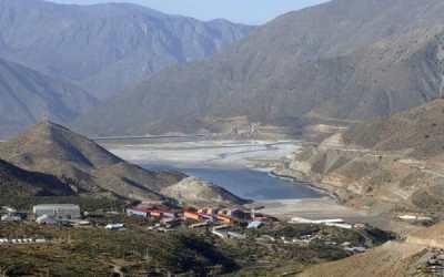 Tribunal Ambiental acoge a trámite reclamación en contra de la SMA por no fiscalizar eventuales incumplimientos en Minera Los Pelambres