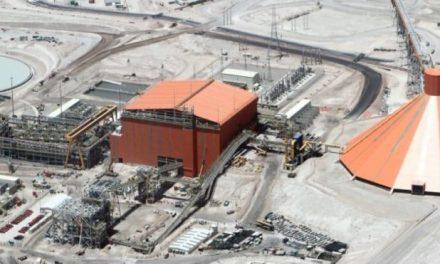 Ministro Hales ingresa a Calificación Ambiental proyecto para aumentar ritmo de producción a 65.000 t/d