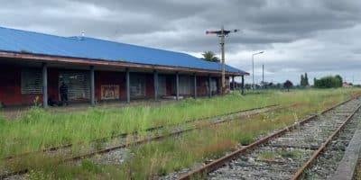Frutillar podría albergar terminal ferroviario de carga de la mano de Maersk