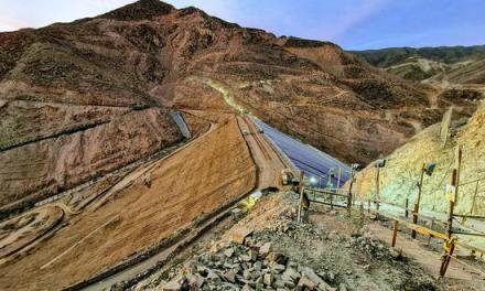 Quellaveco: impermeabilización de presa de relaves presenta avance de 88%