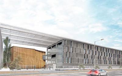 Proyecto de nueva sede del Coordinador Eléctrico sufre retraso estimado de 5 meses por cuarentenas