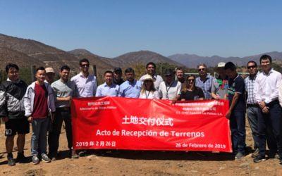 Segunda mayor constructora de China activa lobby ante Cancillería: busca traer ingenieros para embalse Las Palmas