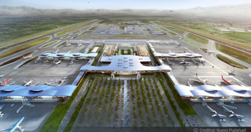 Gobierno lanzó plan para el uso de hidrógeno verde en el Aeropuerto de Santiago