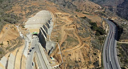 """Ministro Moreno tras inauguración del nuevo Túnel El Melón: """"Estamos entregando un túnel con la tecnología y seguridad que la gente merece y necesita"""""""