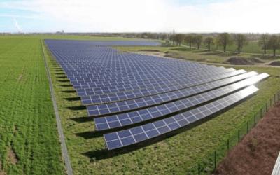 Biobío: planean instalar más de 20 mil paneles fotovoltaicos