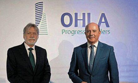 OHL cambia de imagen y se convierte en OHLA