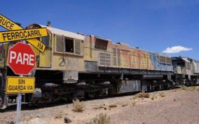FCAB estudia el uso de ferrocarriles propulsados por hidrógeno verde en Chile