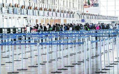 La concesionaria del aeropuerto de Santiago vuelve al Panel de Concesiones por sobrecostos de construcción durante la pandemia