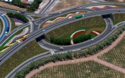 Se iniciaron los trabajos de construcción de los tramos B3 y B4 de la Concesión Ruta 66 Camino de la Fruta
