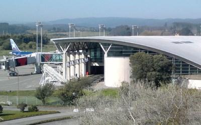 Invierten más de $8.000 millones para trabajos en pista principal de aeropuerto Carriel Sur
