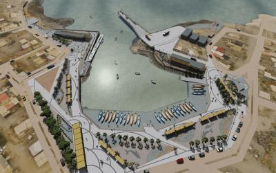 El Diseño de la nueva Infraestructura Portuaria de la Caleta Chañaral de Aceituno se encuentra en su fase final