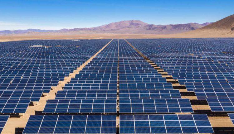 Gobierno de EEUU proyectó que el 45% de la energía será solar en 2050