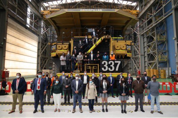 Presentan la Política Nacional Minera (PNM 2050) que busca generar un modelo de desarrollo más sustentable para la industria chilena
