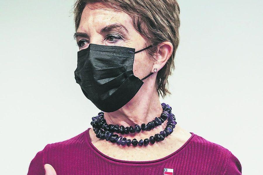 Ministra Hutt