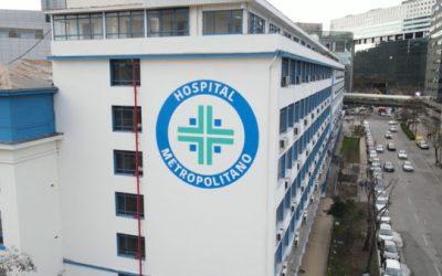 Hospital Metropolitano reducirá a la mitad capacidad de atención por obras viales del Costanera Center