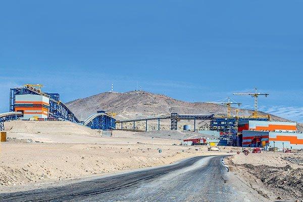 Sumitomo confirma la venta de su participación en Sierra Gorda a South32 por más de US$ 1.500 millones