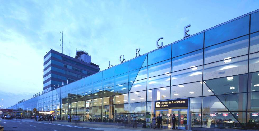 Sacyr consigue la ampliación del aeropuerto de Lima, de mil millones de inversión