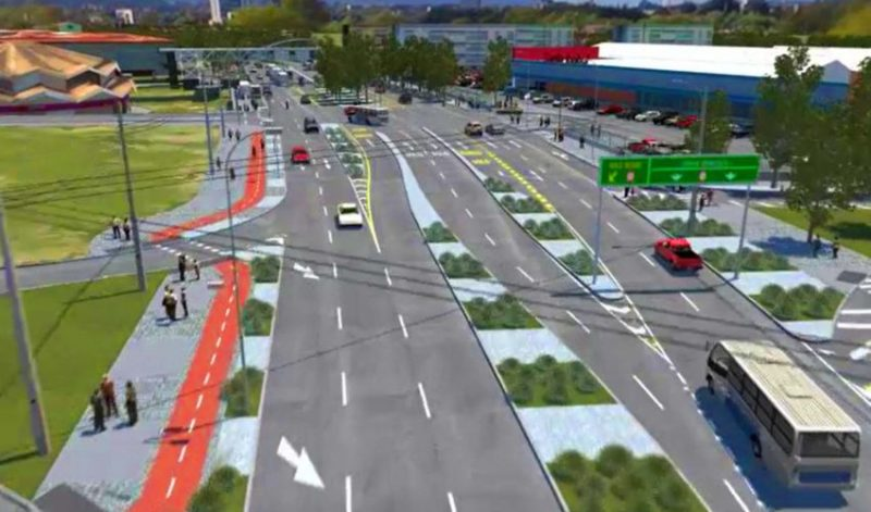 Casi $60.000 millones costó corredor de Transportes